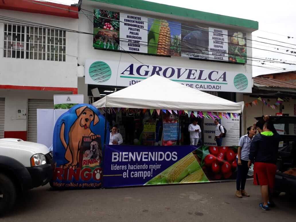 25 Años Agrovelca Garzón